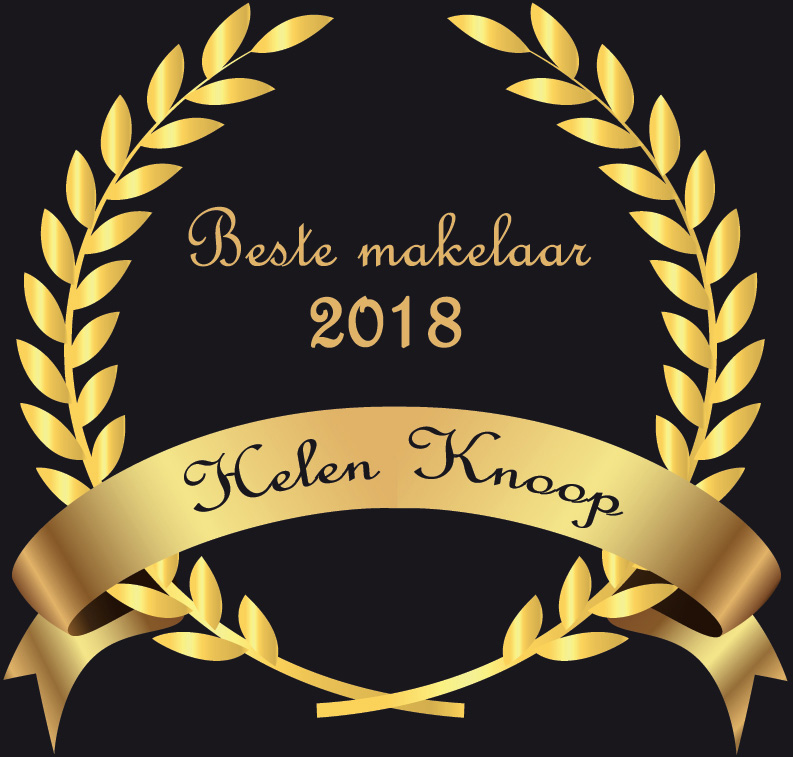 Beste makelaar 2018, Helen Knoop